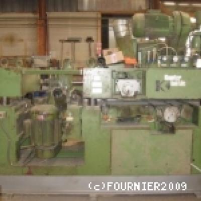 Raboteuse Kupfer Mühle chez charpentes fournier fabricant charpentes en bois lamellé collé